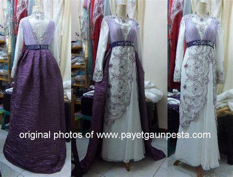 desain baju gaun pengantin payet gaun pesta desain baju pesta kebaya modern dan