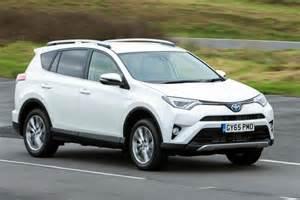 Toyota In Hybrid Toyota Rav4 Hybrid Suv 2016 Review Auto Express
