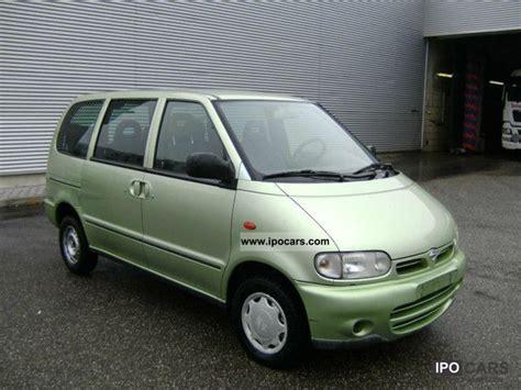 1997 nissan serena 2 3 d slx air 7 seater airbag