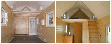 Tiny House Innen by Tiny Houses Wohnen Auf 8 Quadratmetern Der D 228 Mmstoff