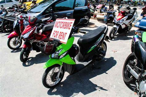 Motorrad Mieten Bangkok by Motorbike Leihen In Thailand Tipps F 252 R Trips Mit Roller