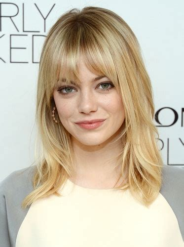 emma stone natural hair find out celebrities natural hair colors 10 twist