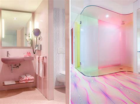 Mosaic Tiles In Bathrooms Ideas karim rashid nhow hotel berlin