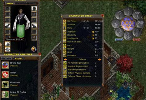 ultima online character templates image collections