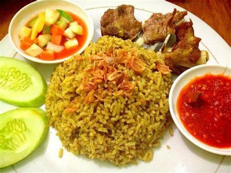 membuat nasi kebuli resep cara membuat memasak nasi kebuli khas arab asli