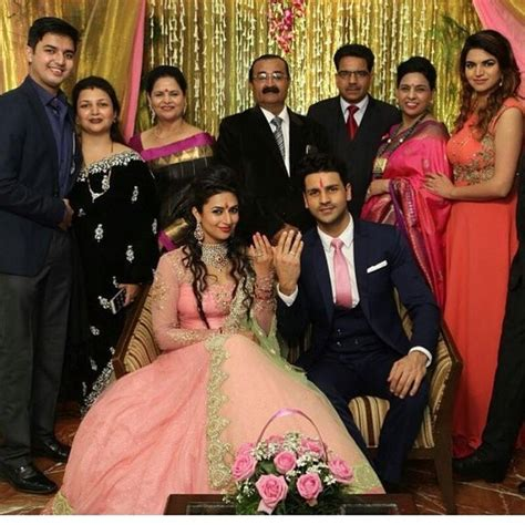 vivek dahiya in yeh hai divyanka tripathi engaged to yeh hai mohabbatein co star