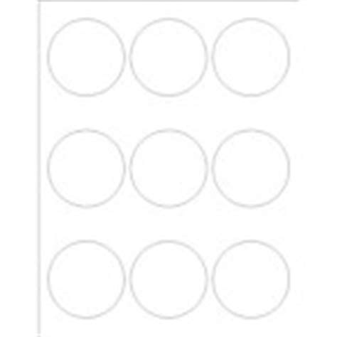 Templates Glossy Print To The Edge Round Labels 9 Per Sheet Adobe Illustrator Avery Adobe Illustrator Sticker Template