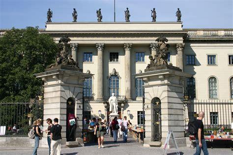 Bewerbung Hu Berlin Fristen F 252 Hrungen F 252 R Berlinbesucher Innen Humboldt Universit 228 T Zu Berlin