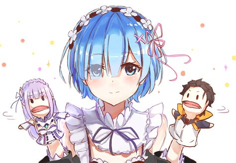 subaru and emilia married re zero kara hajimeru isekai seikatsu re zero starting