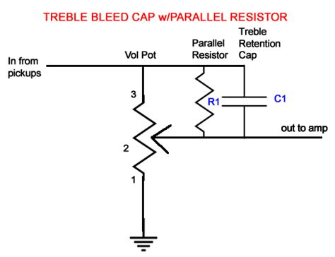 treble bleed variable resistor treble bleed variable resistor 28 images treble bleed mod orange drop cap resistor