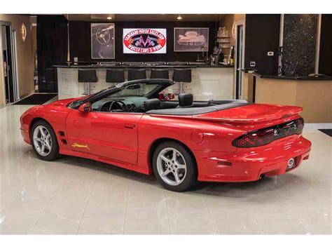2002 Pontiac Firehawk For Sale by 2002 Pontiac Firebird Trans Am Firehawk Convertible For
