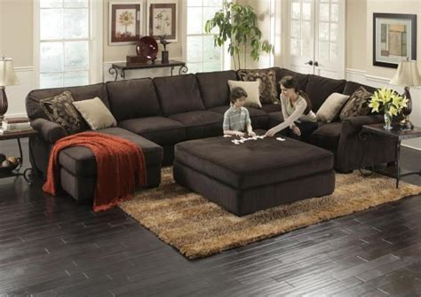 Large Couches by Best 25 Large Sectional Sofa Ideas On