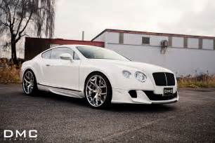 Cars Of Bentley 2013 Bentley Continental Gt Gets Awesome Dmc Kit