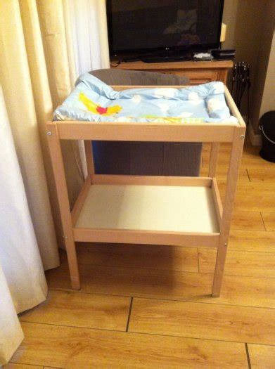 Baby Changing Table Sale Ikea Baby Changing Table For Sale In Ashbourne Meath From Dbernes