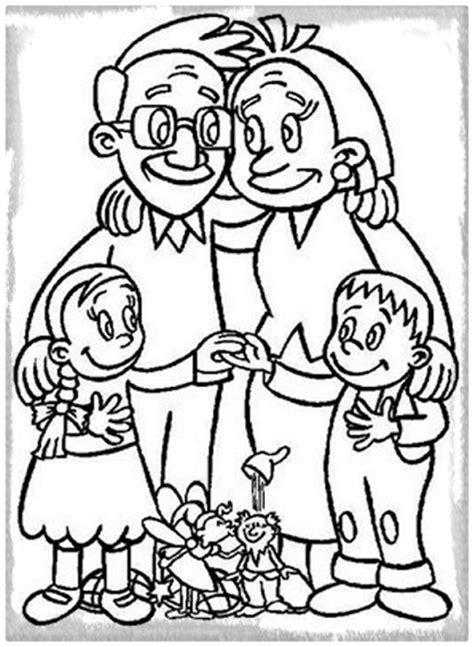 imagenes de la familia para imprimir dibujos sobre la familia para colorear imagenes de familia
