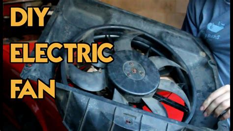 electric fan upgrade diy electric fan upgrade project rx7 ep 4