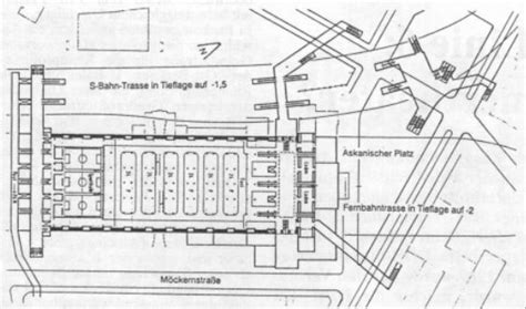 Bahnhof Zoologischer Garten Lageplan by Bahnhof Zoo Quo Vadis Signalarchiv De
