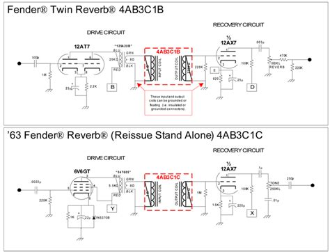 transistor reverb driver gt circuits gt reverb l48021 next gr