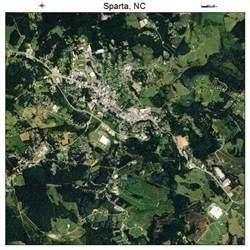 sparta carolina map aerial photography map of sparta nc carolina