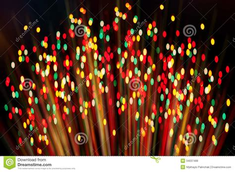 abstract christmas light background stock photo image