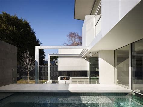 Kitchen Design Small Area Edwardian Home In Melbourne Gets A Classy Modern Extension