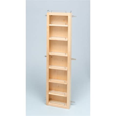 Pantry Door Shelf by Rev A Shelf 4wdp18 57 57in Pantry Door Unit Only