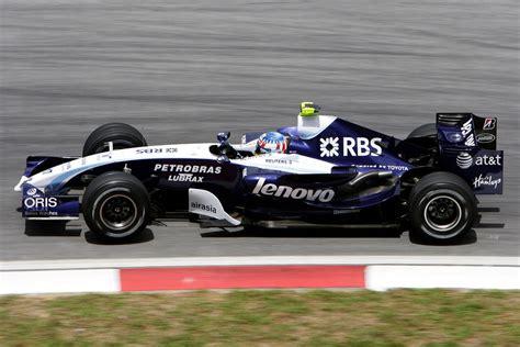 Toyota Williams Wurz Williams Fia Formula 1 World