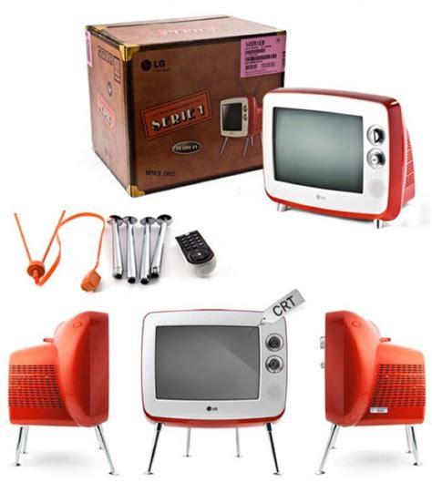 Tv Retro Lg 14 Inch lg serie 1 retro tv