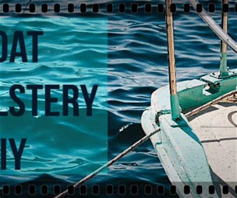 boat upholstery diy how to remove a door panel innovations auto interiors