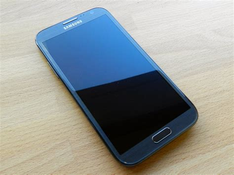 Samsung Note 2 at t samsung galaxy note ii ota update to land today with