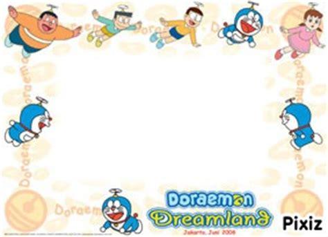 Photoframe Minion Dan Doraemon gambar lucu free gambar 06