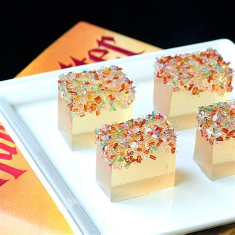 new year jelly recipe butterflies chagne jello for new year s for real