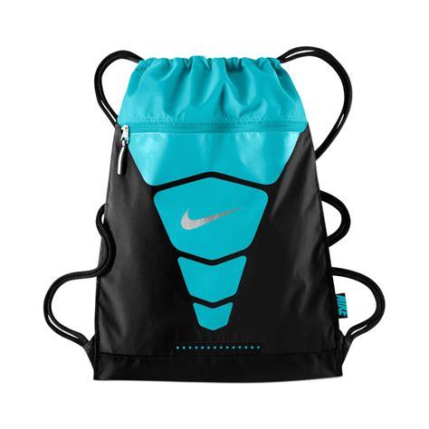 nike vapor sack in blue for lyst