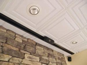 Vinyl Coated Drop Ceiling Tiles by Best 25 Dropped Ceiling Ideas On Basement