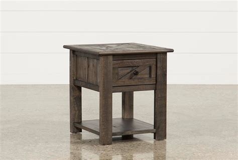 living spaces end tables grant end table living spaces