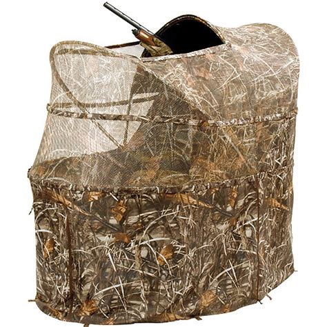 ameristep dove and duck chair blind walmart