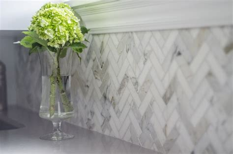 marble herringbone backsplash marble herringbone tiles design ideas