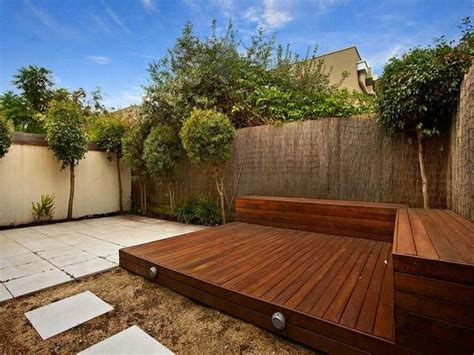 Backyard Decking Ideas Australia Best 25 Small Deck Designs Ideas On Patio