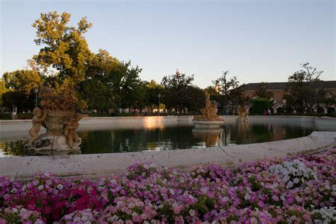 imagenes jardines aranjuez fuente de ceres en los jardines del palacio real de