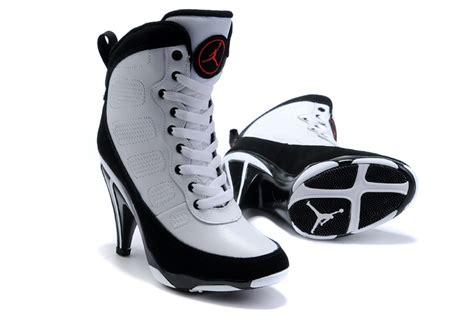 air high heels womens basketball shoe white