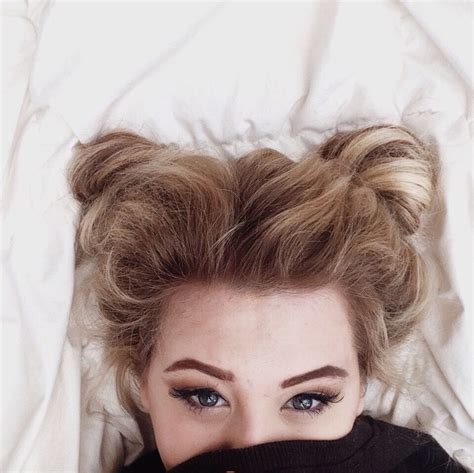 hairstyles space buns space buns beauty pinterest space buns hair style