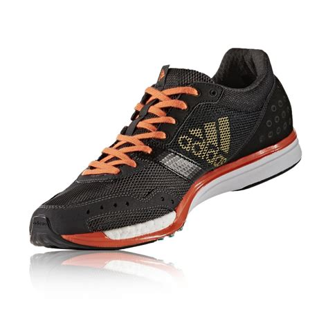 adidas adizero takumi ren 3 mens running shoes black gold metallic orange