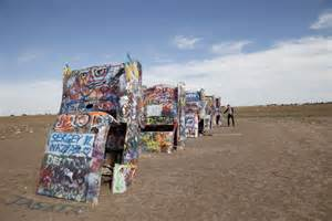 Cadillac Ranch Irving Ant Farm S Cadillac Ranch La