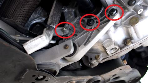 how to change motor mount on a 2010 volkswagen rabbit how to replace motor mounts how to