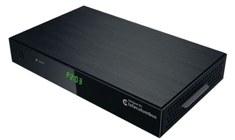 Tv Box Advance Advancetv Tele Columbus K 252 Ndigt 4k Box Und Quot Einzigartige Quot Tv Plattform An