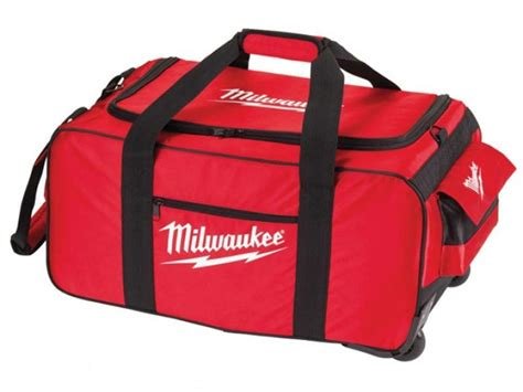 milwaukee 4931427040 m28 large contractor wheeled bag