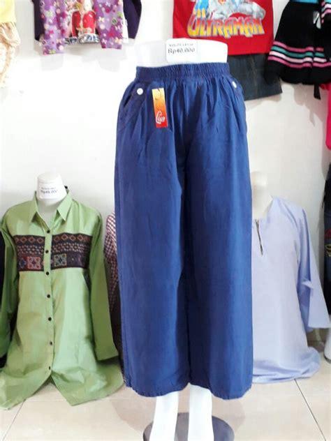 Baju Gamis Levis Dewasa kulakan celana kulot levis dewasa termurah 40ribuan