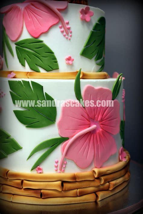 luau wedding cakes wedding cakes