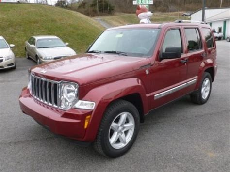 2012 Jeep Liberty Specs 2012 Jeep Liberty Limited 4x4 Data Info And Specs