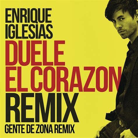 Single By Zona duele el corazon remix gente de zona wisin single